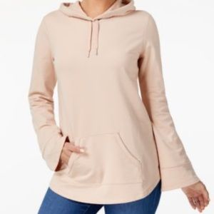 Style & Co Pullover Hoodie pink